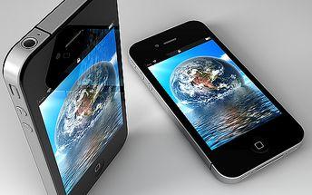 Folie ScreenShield pro iPhone 4 pro celé tělo telefonu. Dokonalá ochrana proti odření vašeho telefonu .