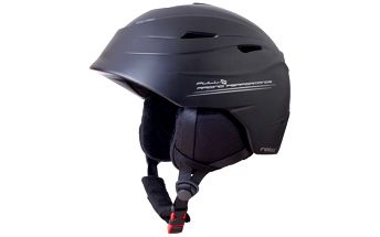 Relax Nature černá L (59-60 cm) - lyžařská přilba, která má integrovaný ventilační systém