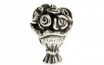 Dámský stříbrný přívěsek Bacio kytice