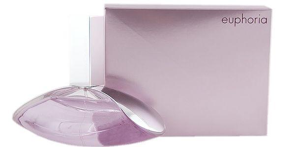 Dámská vůně Calvin Klein Euphoria EDT 100 ml W - Opojná orientální vůně, jemná a smyslná zároveň.