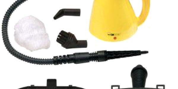 CLATRONIC Parní čistič DR 2930, tlak páry 3,5 bar, 220ml, ochrana proti přetlaku a přehřátí