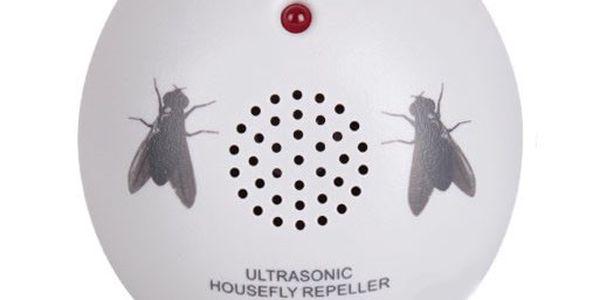 Ultrazvukový odpuzovač much - zbavte se otravného hmyzu!