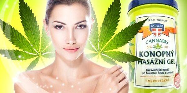 Sada ozdravné konopné kosmetiky jen za 199 Kč