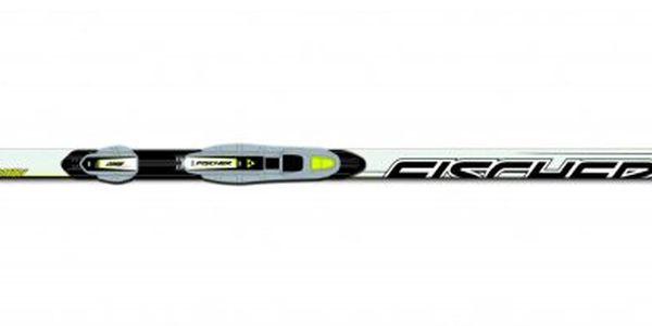 FISCHER SC Combi NIS 187cm - univerzální lyže pro bruslení i klasiku.
