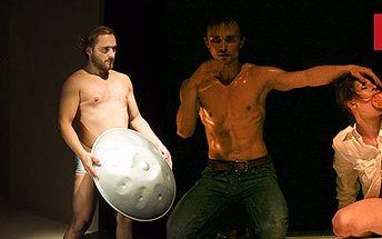 Divadelné predstavenie v Divadle elledanse
