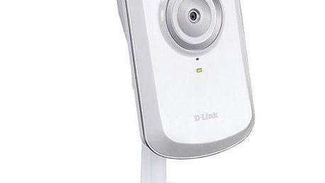 """Bezdrátová kamera D-Link DCS-930L - 1/5"""" barevný VGA CMOS snímač"""