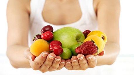 79% sleva na profesionální výživovou konzultaci s analýzou tělesných hodnot!