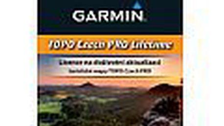 Garmin TOPO Czech 2011 Lifetime - aktualizační karta na doživotní záruku turistické mapy TOPO Czech PRO.