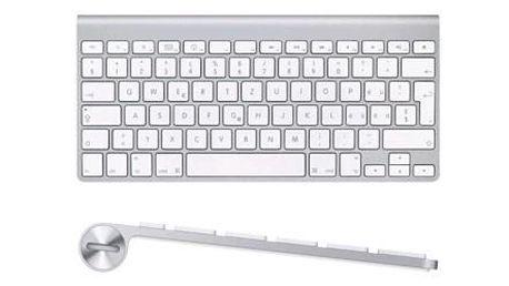 Ultratenká bezdrátová klávesnice Apple Wireless Keyboard CZmc184cz/a