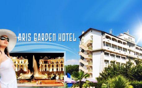 Prežite neopakovateľné 3 dni v úžasnom RÍME! Len za 137 Eur sa môžete v dvoch ubytovať v 4* hoteli Aris Garden vrátane bohatých raňajok formou rautu a denného využitia fitness a wellness! Poukaz platí 3 roky!