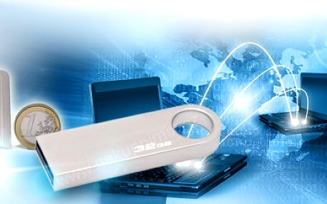 Malý, praktický a šikovný USB flash disk s pamäťou 32GB za fantastických 12,49 € vrátane poštovného! Skvelá zľava 62%! Najnižšia cena na trhu!