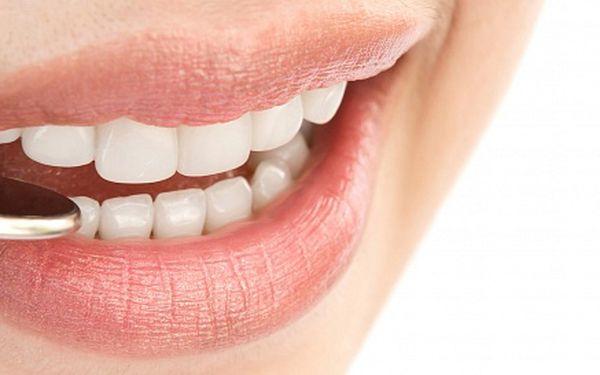 Dentální hygiena + kvalitní zubní kartáček renomované značky ZDARMA!