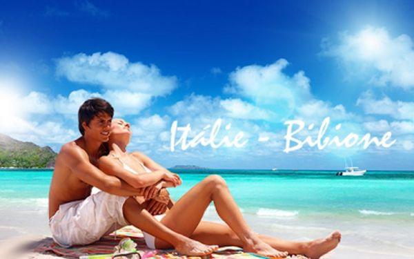 10 DENNÍ ITÁLIE od 2990,-. Letní dovolená ve slunném Bibione včetně dopravy, ubytování v apartmánu. Pláž 150 metrů. Na výběr ze 4 atraktivních termínů a dvou typů apartmánů. Levnější už to být nemůže.