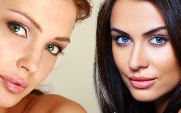 Neinvazivní lifting obličeje v salonu Beauty Mafia