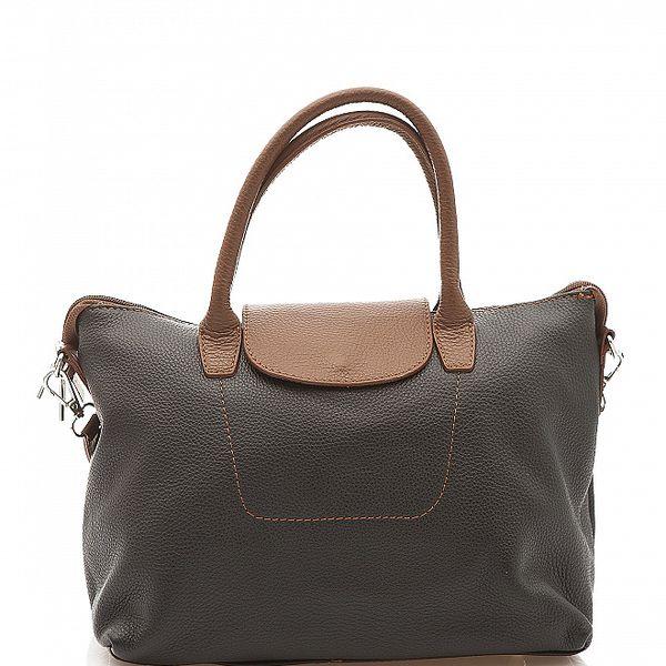 Elegantní dámská kabelka Shambala v černé barvě