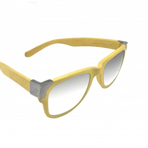 Vanilkově žluté sluneční brýle Jumper-s
