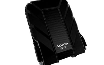 "Externí Harddisk HDD ext. 2,5"" A-Data DashDrive Durable HD710 750GB USB 3.0 - černý"
