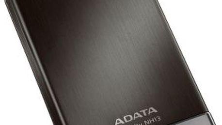 "Externí harddisk HDD ext. 2,5"" A-Data Nobility NH13 750GB USB 3.0 - černý"