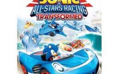 Hra Sega U Sonic All Stars Racing Transform pro Wii