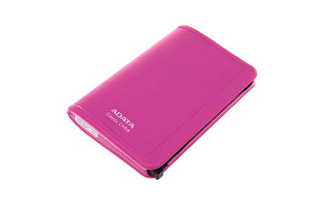 "Externí harddisk HDD ext. 2,5"" A-Data Classic CH94 500GB USB 2.0 - růžový"