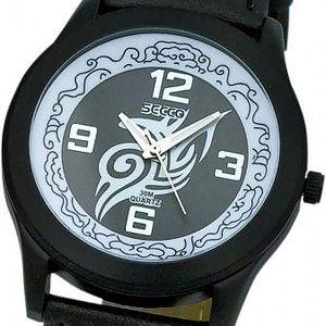 Dětské hodinky Secco S K202 s analogovým zobrazením času.