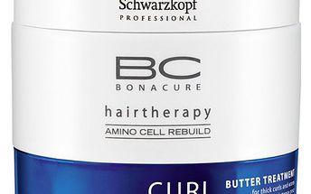 Schwarzkopf Professional Krémová kúra pro kudrnaté vlasy Curl Bounce (Butter Treatment) 200 ml