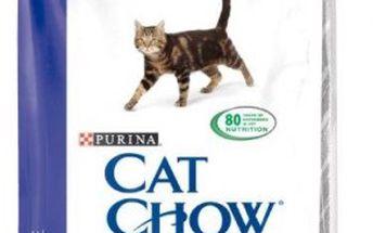 Purina Cat Chow Special Care 3in1 15kg - kompletní a vyvážené krmivo pro dospělé kočky