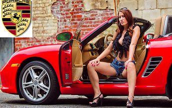 Chcete řídit Porsche kabriolet nebo sportovní kupé BMW 6, ale je příliš drahé? Je tu řešení! Sleva až -83%! Vyberte si z několika variant jízdy v supersportu!!