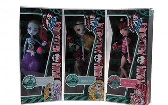 Oblíbené panenky Monster High - příšerka z ostrova