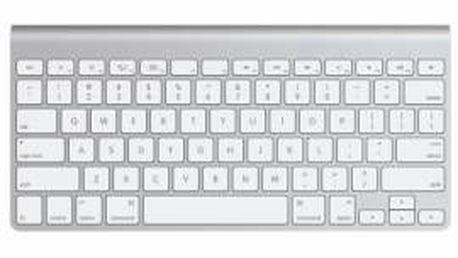 Apple Wireless CZ - Ultratenká bezdrátová klávesnice Apple