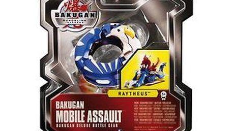 Bakugan 3 Mobilní výzbroj Mobile Assault podle oblíbeného animovaného seriálu