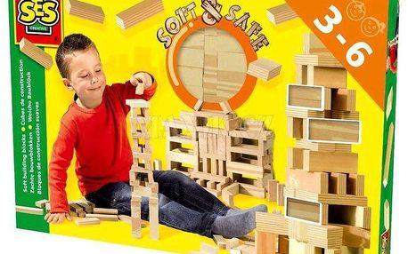 Pěnové dřevo SES