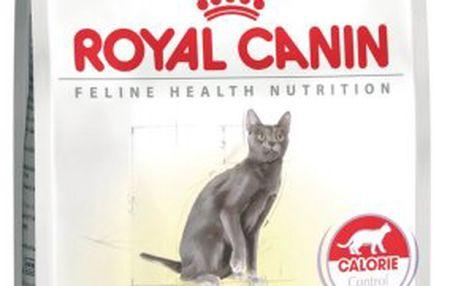 Royal Canin Sterilised 4 kg - krmivo vyvinuté pro udržení optimální váhy kastrovaných koček