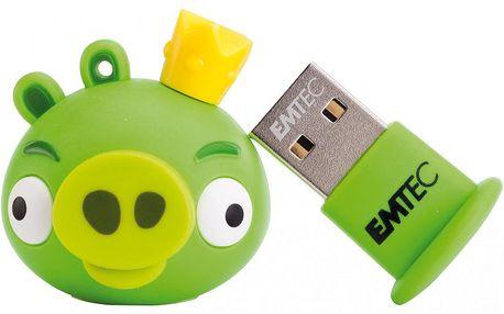 USB flashdisk Emtec Angry Birds 8 GB v provedení nejen pro děti