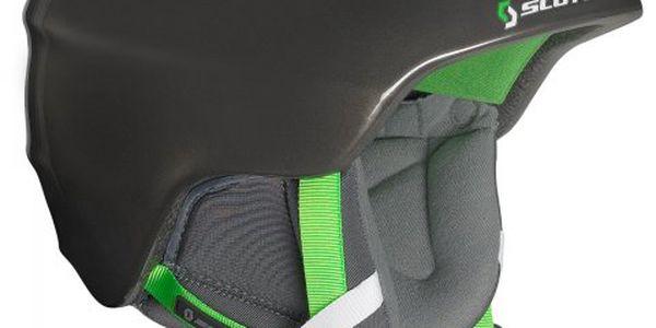 Juniorská lyžařská helma Scott Shadow III Junior s osvědčeným upínacím systémem R.A.S.