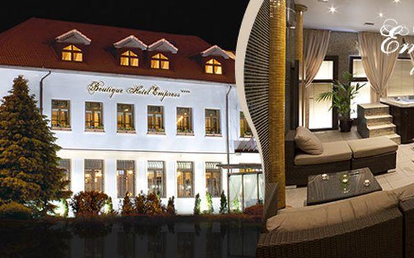 Pobyt v Boutique Hotel Empress**** s polpenziou