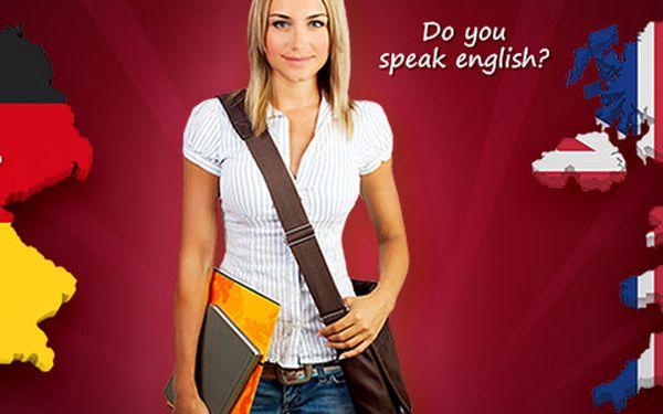 Intenzívny víkendový kurz angličtiny a nemčiny