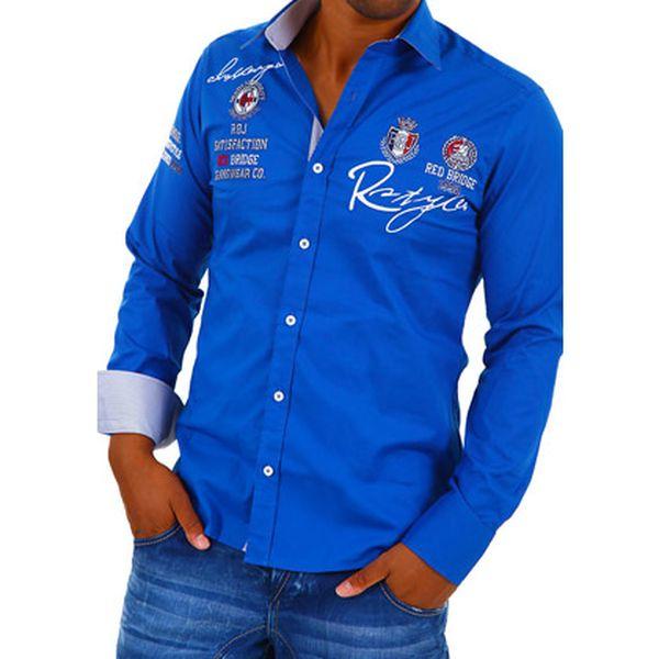Modrá košile Redbridge