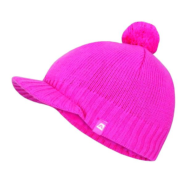 Kvalitní dětská pletená čepice Alpine Pro Nemo.