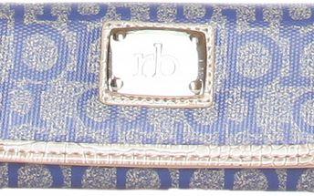 Dámska modro-šedá kľúčenka Roccobarocco