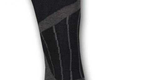 Thermosnow ponožky od Sensoru. Díky kvalitnímu materiálu spolehlivě zahřejí.