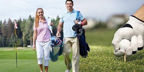 2 dny intenzivního golfového tréninku