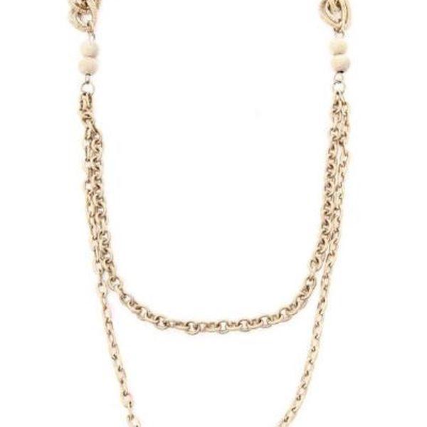 Náhrdelník Dolce&Gabbana ve zlaté barvě