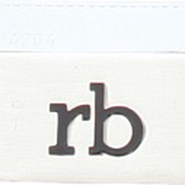 Dámský bílý pásek Rocccobarocco