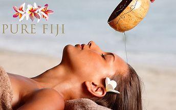 Liftingová masáž obličeje a dekoltu exotic. oleji