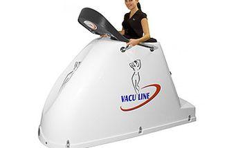 6x30 minut cvičení ve VACU LINE + rozehřátí v kardiozóně 10 min za fantastických 339 Kč!