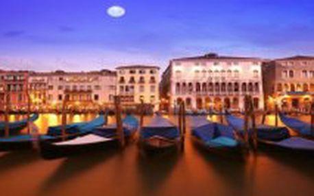4 denní letecký zájezd do Benátek za 7.490,- Kč. Nyní stačí jen záloha 3.490,- Kč