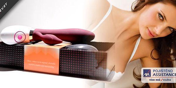 Vibrátor Odeco Rabbit za pouhých 699 Kč! Tento pomocník Vám pomůže zlepšit a obohatit Váš intimní život. Diskrétní balení a doručení je u nás samozřejmostí!