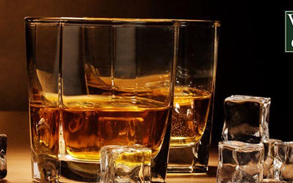 Degustace 6 panáků vynikající skotské whisky