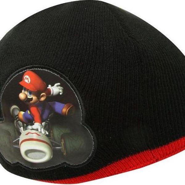 Zimní čepice Nintendo Car Junior